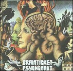 Cover BRAINTICKET, psychonaut