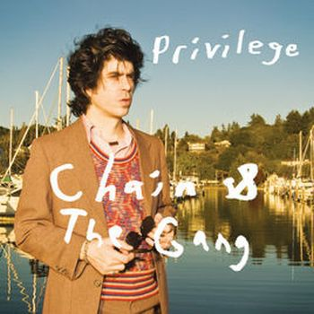 Cover CHAIN AND THE GANG, privilege/detroit music