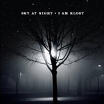 Cover I AM KLOOT, sky at night