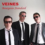 VEINES, bourgeois standard cover
