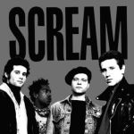 Cover SCREAM, this side up (re-issue)