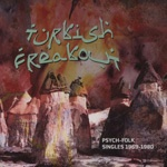 Cover V/A, turkish freak-out (psych-folk 1969-80)