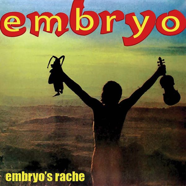 Cover EMBRYO, embryo´s rache