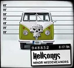 HELLSONGS, minor misdemeanors cover