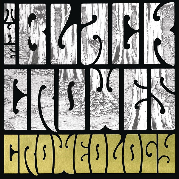 BLACK CROWES, croweology cover