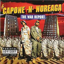 Cover CAPONE & NOREAGA, war report