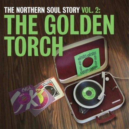 V/A, northern soul story vol.2 cover