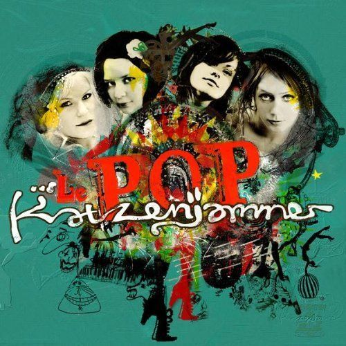 Cover KATZENJAMMER, le pop - revised