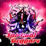 Cover SPIRITUAL BEGGARS, return to zero
