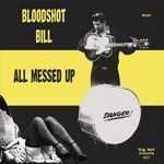BLOODSHOT BILL, all messed up cover