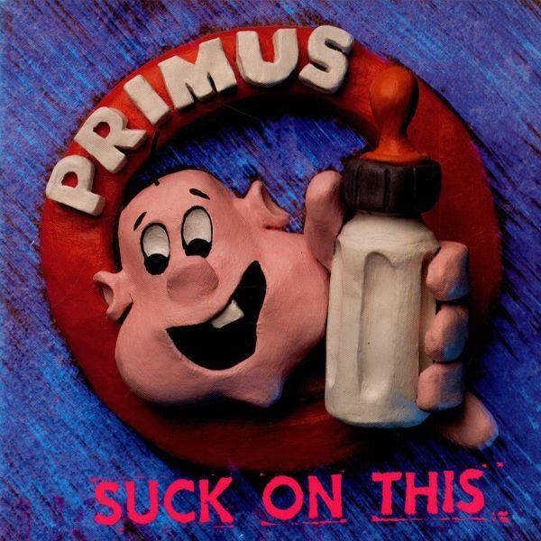 PRIMUS, suck on this cover