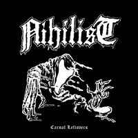 NIHILIST, carnal leftovers cover