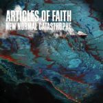 Cover ARTICLES OF FAITH, new normal catastrophe