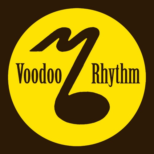 Cover REVEREND BEAT-MAN, voodoo rhythm note (boy), dark brown