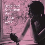 Cover BELLE & SEBASTIAN, write about love