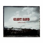 Cover GIANT SAND, valley of rain