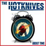 Cover HOTKNIVES, about time