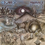 Cover DWARR, animals