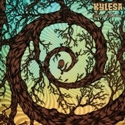 Cover KYLESA, spiral shadow