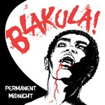 Cover BLAKULA, permanent midnight
