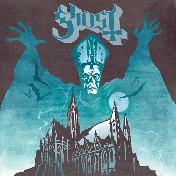 Cover GHOST, opus eponymous
