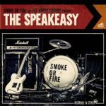Cover SMOKE OR FIRE, speakeasy