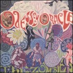 ZOMBIES, odessey and oracle cover