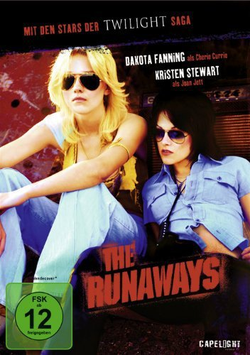 Cover RUNAWAYS, movie