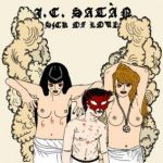 Cover J.C. SATAN, sick of love
