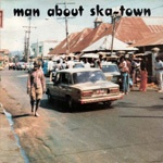 Cover V/A, man about ska town