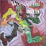 Cover FALL, wonderful and frightening world of the fall