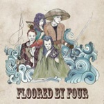 FLOORED BY FOUR, s/t cover