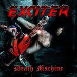 Cover EXCITER, death machine