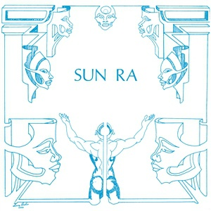 SUN RA, antique blacks cover