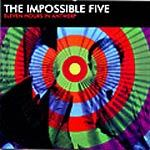 Cover IMPOSSIBLE FIVE, eleven hours in antwerp