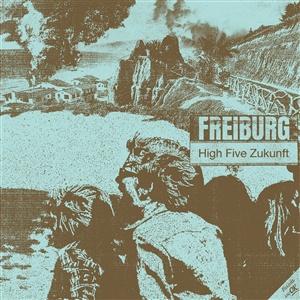 FREIBURG, high five zukunft cover
