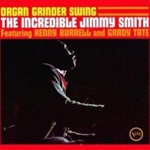 Cover JIMMY SMITH, organ grinder swing