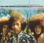 Cover JIMI HENDRIX EXPERIENCE, bbc sessions