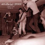 ARTIFICIAL PEACE, complete session nov. 81 cover