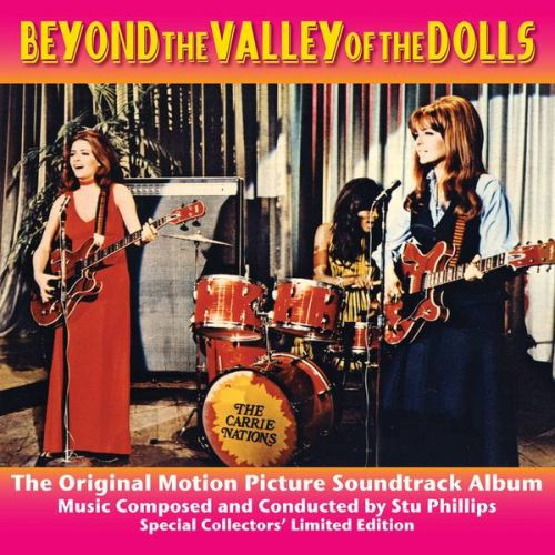 Cover O.S.T., beyond the valley of the dolls