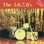 5.6.7.8.´s, s/t cover