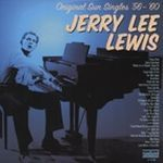 Cover JERRY LEE LEWIS, original sun singles 56-60