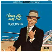 Cover FRANK SINATRA, come fly with me