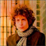 Cover BOB DYLAN, blonde on blonde