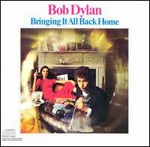 BOB DYLAN, bringing it all back home cover