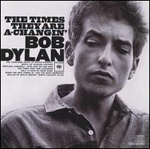Cover BOB DYLAN, times they are a-changin´