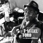 T-MODEL FORD & GRAVELROAD, taledragger cover
