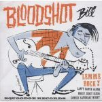 Cover BLOODSHOT BILL, lemme rock