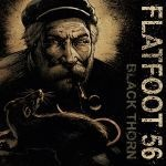 Cover FLATFOOT 56, black thorn