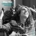 Cover TINY TIM, lost & found 1963-1974
